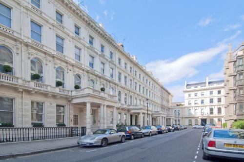 Lancaster Gate Hyde Park Apartments