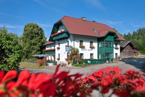 Отель Biogasthaus Wanker 3 звезды Австрия