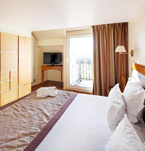 Отель Suites Albany & Spa 0 звёзд Франция