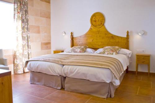 Habitación Doble - 2 camas - Uso individual Hotel Rural Binigaus Vell 2