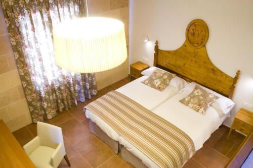 Habitación Doble - 2 camas - Uso individual Hotel Rural Binigaus Vell 4