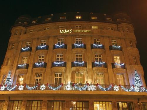 Victor's Residenz-Hotel Leipzig photo 16