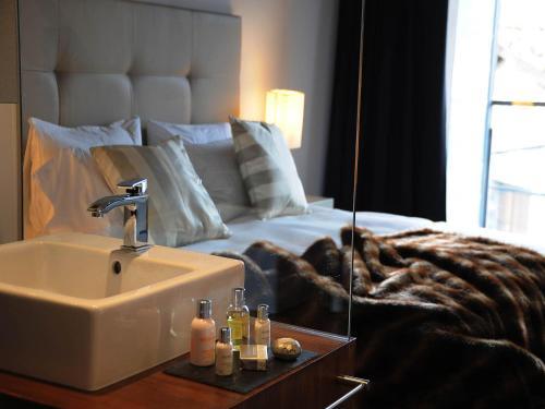 Habitación Doble Deluxe con acceso al spa Bonansa Country Hotel 2