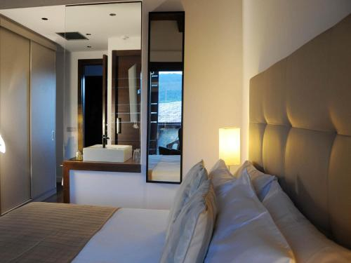 Habitación Doble Deluxe con acceso al spa Bonansa Country Hotel 1