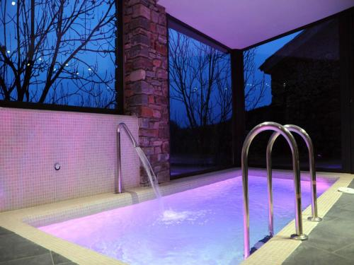 Habitación Doble Deluxe con acceso al spa Bonansa Country Hotel 4