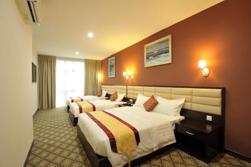 Отель Hallmark Regency Hotel 3 звезды Малайзия
