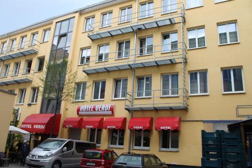 Hotel Verdi impression