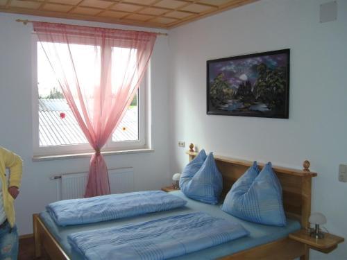 Ferienwohnung Eberhart - Apartment mit Balkon