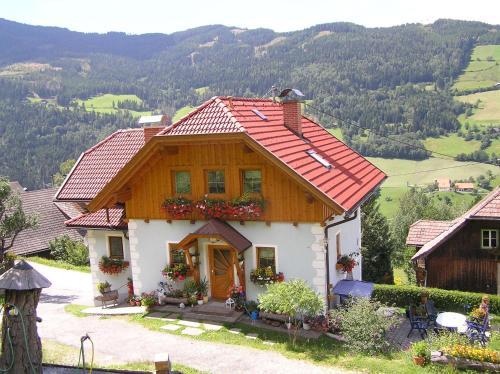 Ferienhaus Pirker - Apartment mit 1 Schlafzimmer und Terrasse