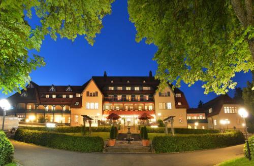 Schwarzwald Parkhotel front view