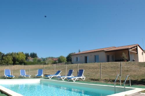 Отель La Villa de Gaelle - Dordogne Périgord 0 звёзд Франция