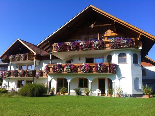 Appartementanlage Landhaus Scherling - Superior Apartment mit 1 Schlafzimmer und Balkon