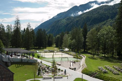 Pik alpine wellness resort kranjska gora for Wellness hotel slovenia
