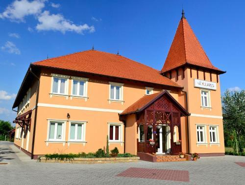 Отель Villa Larus 3 звезды Сербия