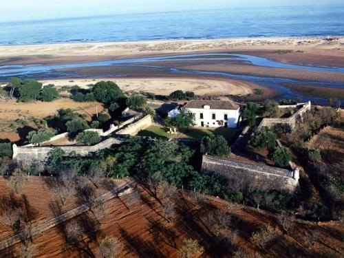 Forte De Sao Joao Da Barra Cabanas De Tavira Algarve Portogallo