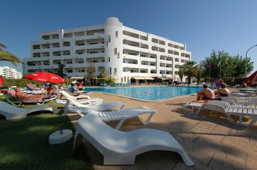 Apartamentos Turisticos Silchoro Albufeira Algarve Portogallo