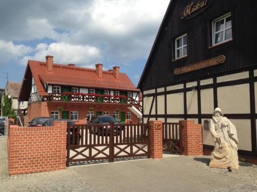Отель Pensjon Mistral 0 звёзд Польша
