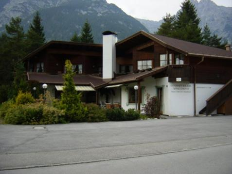Landhaus Solaris - Apartment mit 1 Schlafzimmer und Balkon