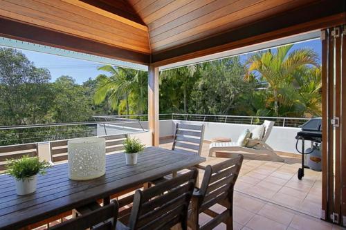 Clarkes Beach Villa Byron Bay