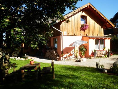 Casa Emmi - Apartment mit 1 Schlafzimmer und Gartenblick