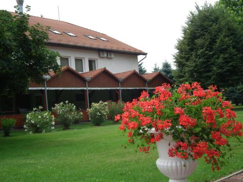 T.G. Virágdekor Ifjúsági Szálló front view