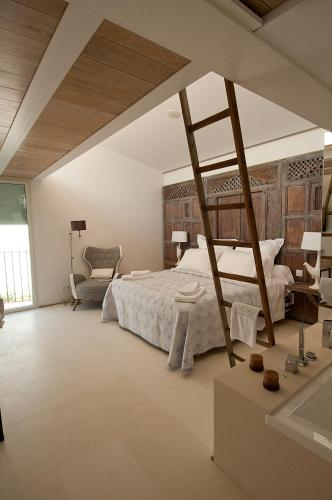Suite Junior con vistas Boutique Hotel Spa Calma Blanca 1