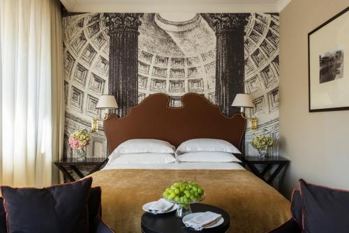 Отель Starhotels Michelangelo Rome 4 звезды Италия