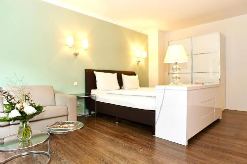 Apartamentos Citywest Berlin Apartments