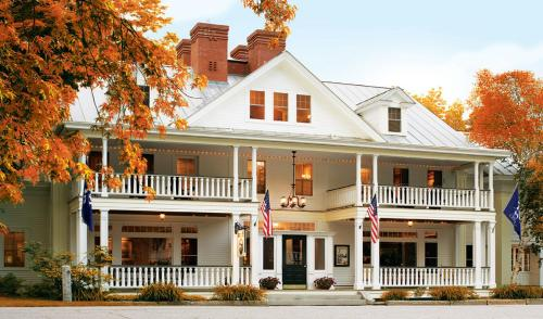 Pitcher Inn - 5.0 star rating for travel with kids