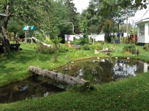 Les Chalets Du Jardin La Petite Rochelle