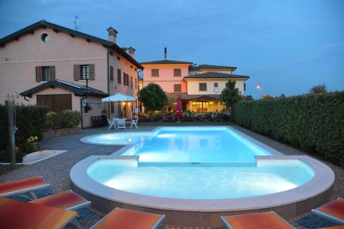 Hotel Tre Torri front view