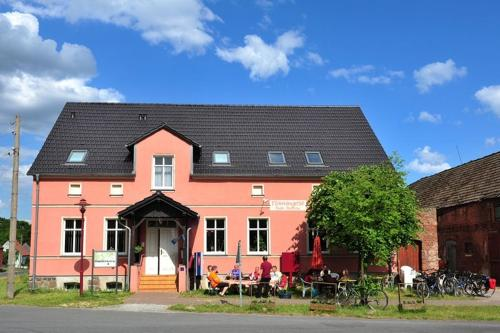 Flämingrose Café Pension Restaurant
