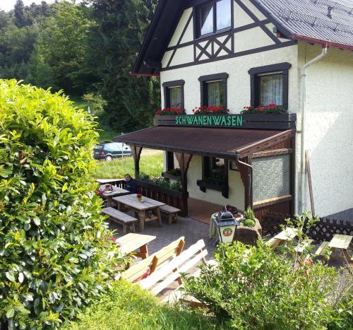 Waldschänke Schwanenwasen in Germany