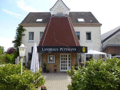 Отель Landhaus-Püttmann 0 звёзд Германия