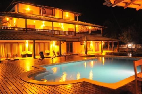 Coconut Beach House of Bahia