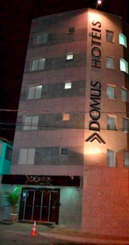 Hotel Domus Esplanada Itabira