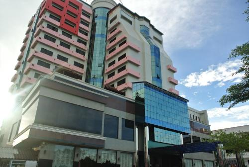 M Hotel front view