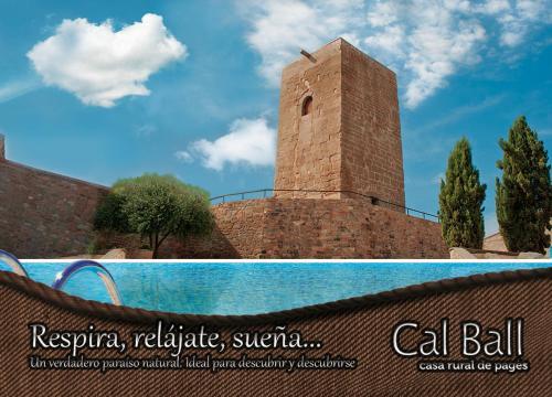 Отель Cal Ball 0 звёзд Испания