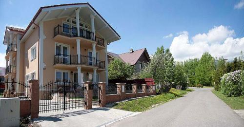 Отель Villa Butterfly 0 звёзд Словакия