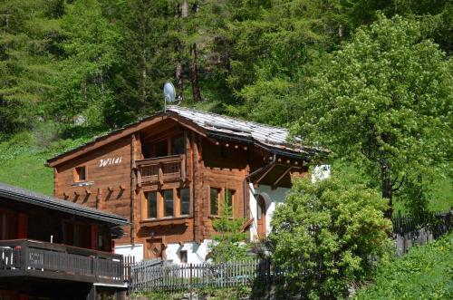Отель Haus Wildi
