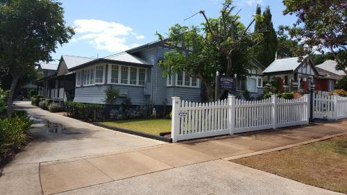Elindale House