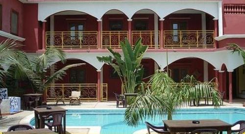 Hôtel La Médina
