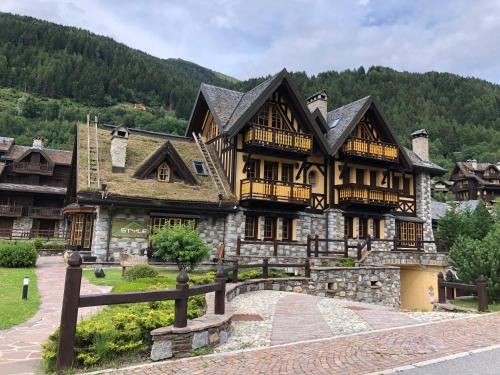 Chalet luxury Aurora