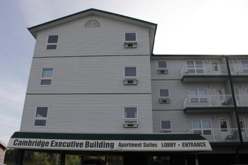 Cambridge Executive Suites By Greenway Accommodations