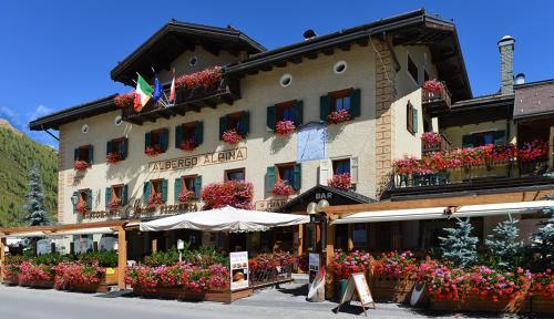 Отель Hotel Alpina 3 звезды Италия