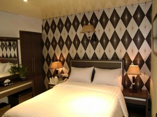 Kamar Superior Double atau Twin (Superior Double or Twin Room)