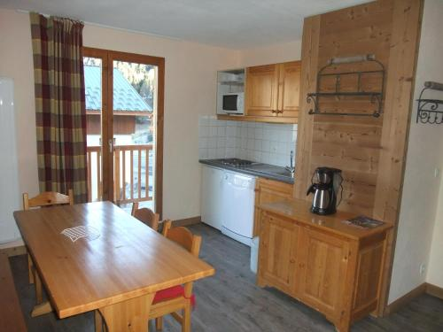 Two-Bedroom Apartment (6 Adults) - Les Chalets d'Arrondaz