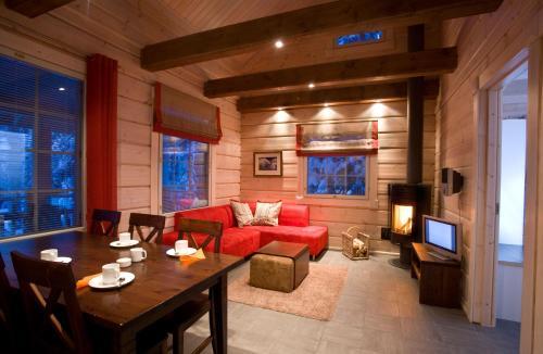 Santasport Cottages