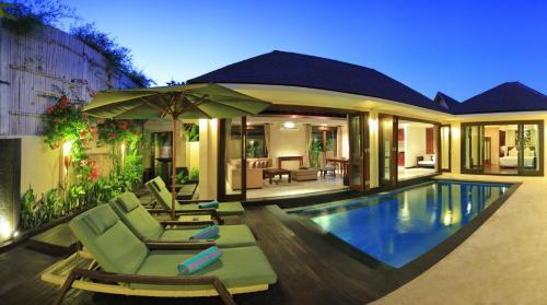 Отель The Seri Villas Seminyak 4 звезды Индонезия