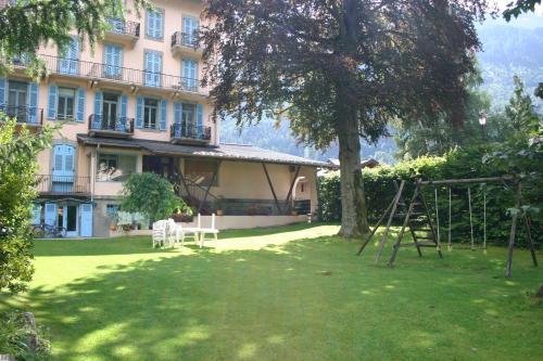 Appartements le splendid location saisonni re 1593 - Horaire piscine chamonix ...